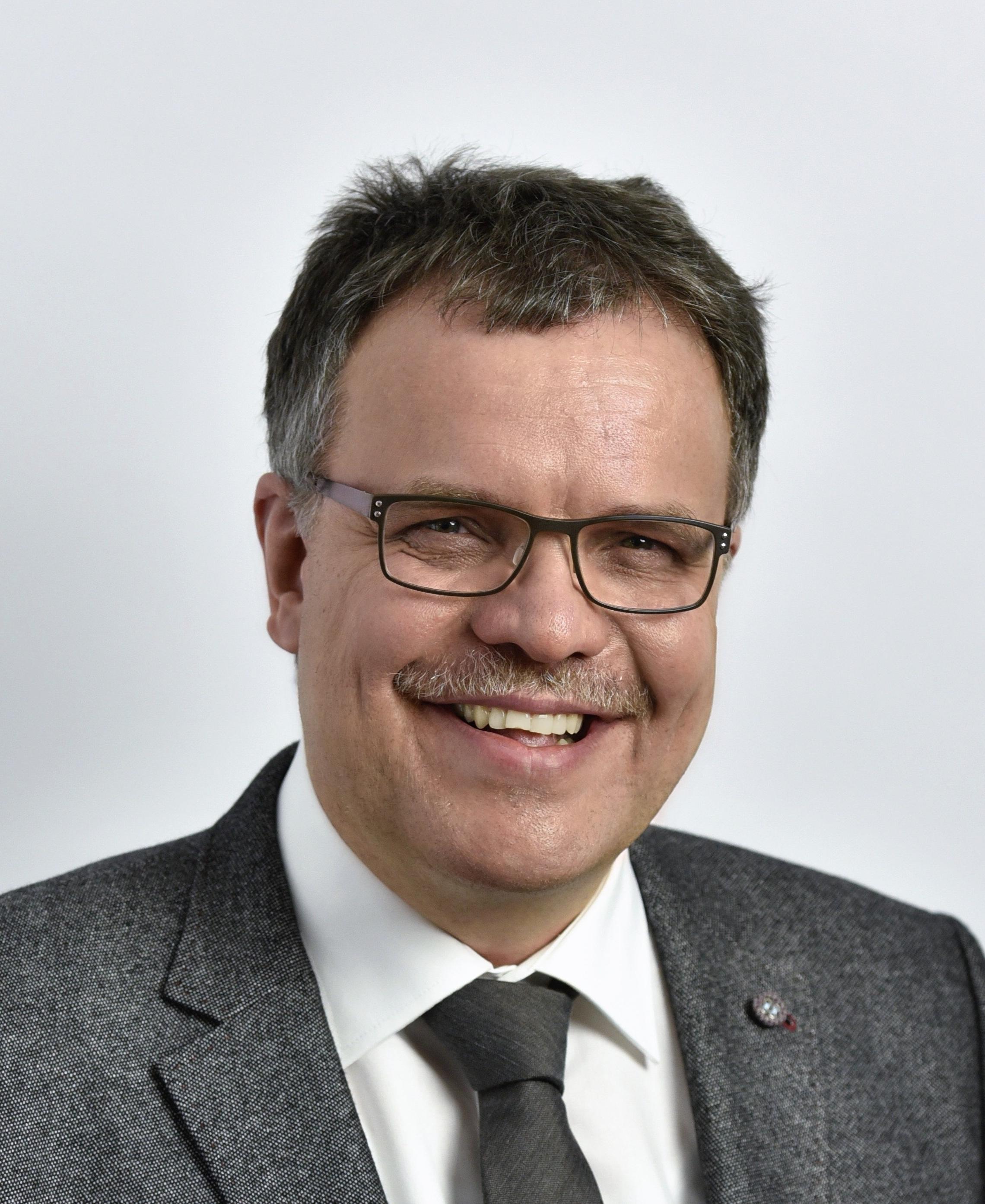 Kreistagsabgeordneter Klaus-Dieter Engel