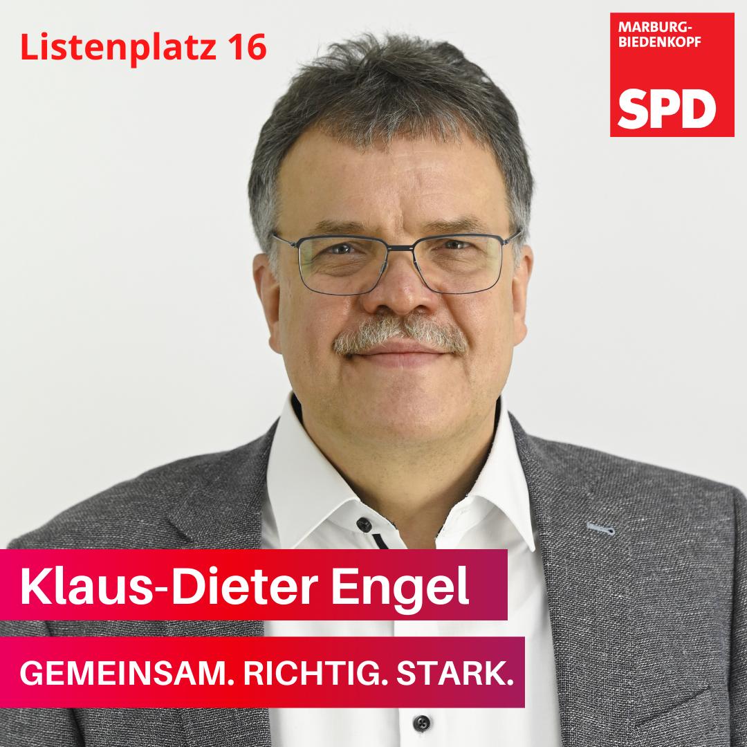 Klaus-Dieter Engel - Ihr Kreistagskandidat